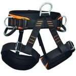 Sedací postroj ROCK EMPIRE SKILL BELT XS-M