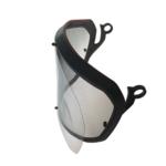 Ochranný štít PROTOS VISOR CLIP-ON CLEAR