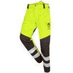 Protipořezové kalhoty SIP PROTECTION BASEPRO 1RQ1 HiVis