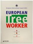 Kniha European Tree Worker, EAC