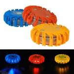 Svítilna NESTLE SUPERFLARE LED červená