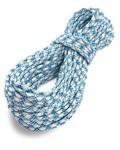 Speleologické lano Tendon Speleo 10.5 Special - modrá/bílá